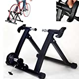 DDHJHFHF Road MTB Bicycle Trainer Indoor Ejercicio Bicicleta Trainer Home Training Ajustable Resistencia Magnética Cycling Trainer Stand Roller