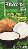 100% Coconut Milk - 8.5 oz packages (36-pack)