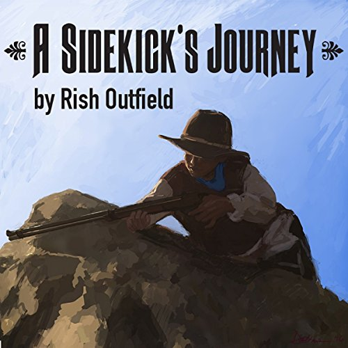 A Sidekick's Journey audiobook cover art