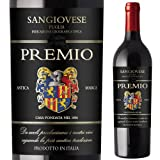 赤ワイン 辛口 プレミオ イタリア 赤ワイン ミディアムボディ サンジョベーゼ:16 レッド 1本 750ml