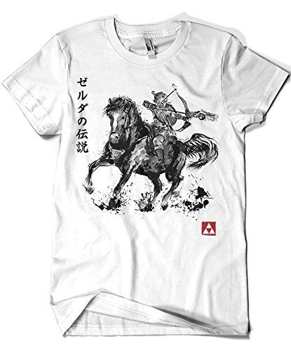 Camisetas La Colmena 2039-Wild Hunter...