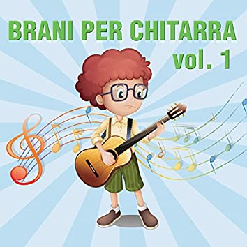 Brani per chitarra, Vol. 1