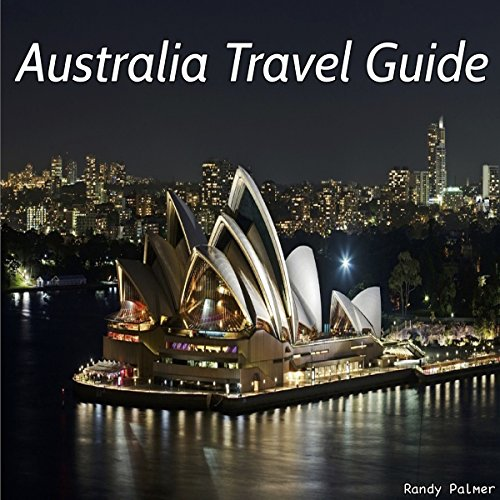 Australia Travel Guide Titelbild
