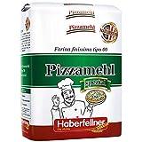 Mehl Typ 00 - Pizzamehl Spezial 5kg entspricht Weizenmehl Type 550 | Hochwertiges Mehl - gentechnikfrei und pestizid-kontrolliert | Für besonders luftige und krosse Pizza
