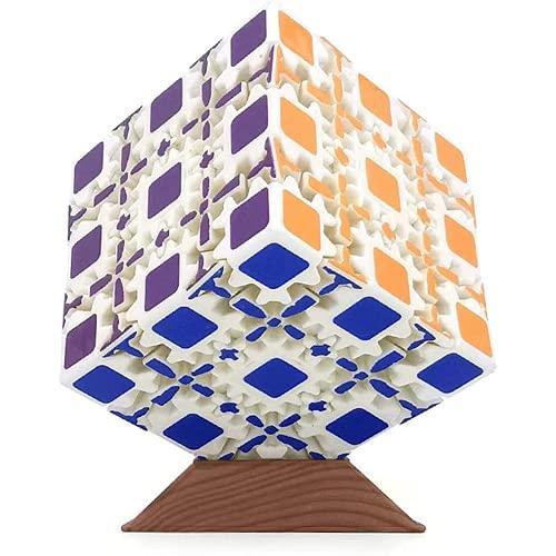 6 cm leksak 3d växel nittio tänder länk oändlig bindningshastighet Rubik, barn och pojke pussel