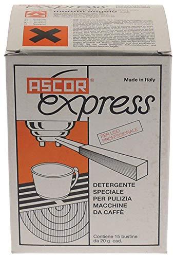 Kaffeemaschinenreiniger ASCOR Express 300g 15 Beutel à 20g