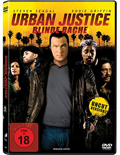 Urban Justice - Blinde Rache