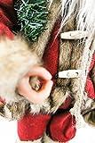 Unbekannt Weihnachtsmann Weihnachtsmänner Figur ca. 60cm Deko Nikolaus Santa Claus| 6 Verschiedene Modelle zur Auswahl (Santa) - 9