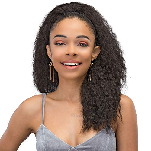 DREAM CHOICE LONG - Janet Collection Noir Synthetic Drawstring Ponytail Color #1(Jet Black)