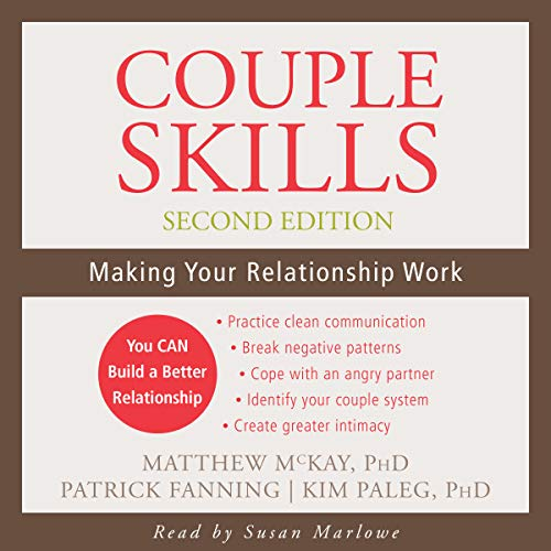 Couple Skills, Second Edition audiobook cover art