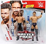 Ringside The Miz & John Morrison - WWE Battle Packs 67 Mattel Toy Wrestling Action Figure 2-Pack