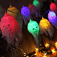 Aodini Halloween String Lights with 2 Modes