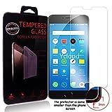 Ycloud Protector de Pantalla para Meizu M3 Note Cristal Vidrio Templado Premium [9H Dureza][Alta Definicion]