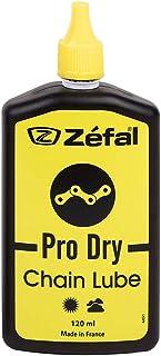 ZEFAL Unisex's Pro Dry Chain Lube, Black, 120ml