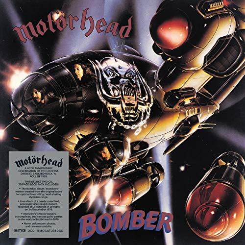 Motörhead: Bomber (40th Anniversary Edition) (Audio CD (Anniversary Edition))