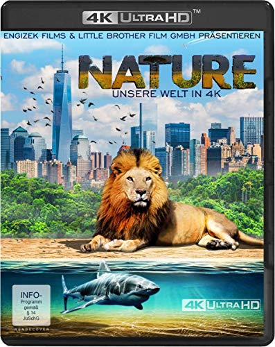 Our Nature (4K Ultra HD) [Blu-ray]