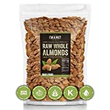 Raw Almond 48oz   Natural   Whole   No PPO   Non-GMO   No Herbicide   Healthy Protein boost   Premium Quality   Try the difference!!