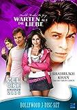 Bollywood DVD-Box Vol. 2 (3 DVDs) - Shah Rukh Khan
