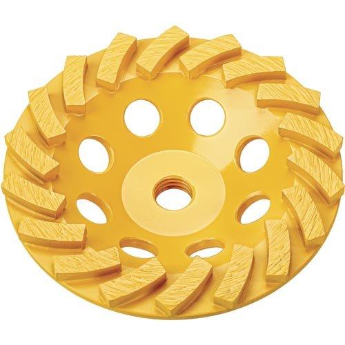 DEWALT Grinding Wheel, Diamond Cup, 5-Inch (DW4777T)