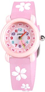 Kids Waterproof Watch, 3D Lovely Cartoon Watch for Girl and Boy-The Best Gift