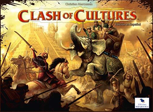 Ediciones MasQueoca - Clash of Cultures (Español)