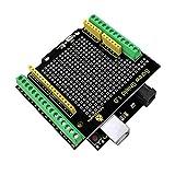 SM SunniMix Keyestudio Screw Shield Prototype ProtoShield Expansion Board IO para Arduino