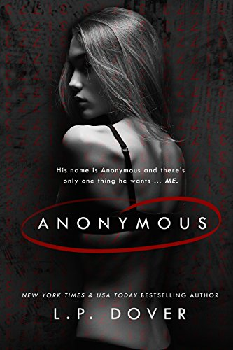 Anonymous by L.P. Dover ebook deal