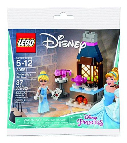 LEGO® 30551 Disney® Aschenputtels Küche im Beutel - Cinderella´s Kitchen im Polybag