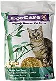 EcoCare Organic Bamboo Cat Litter for Short Hair