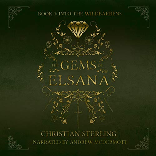 The Gems of Elsana: Into the Wildbarrens audiobook cover art