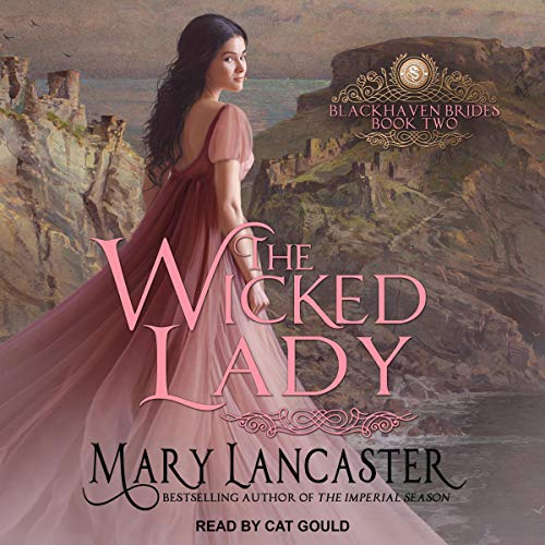 The Wicked Lady audiobook cover art