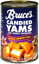 Bruce Old Time Candied Yam In Syrup, 16-Ounce (Pack of 6)