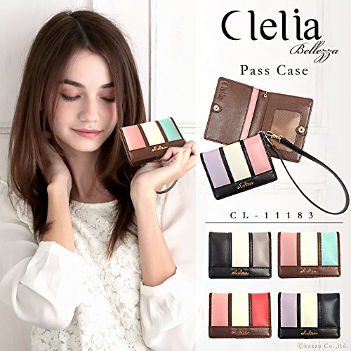 Clelia(クレリア)『Bellezzaパスケース』