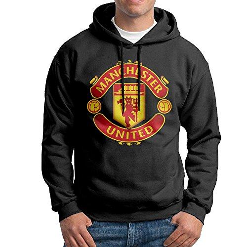 YOcioGo Manchester United - Sudadera con Capucha para Hombre