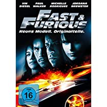 Fast & Furious [DVD] [Import]