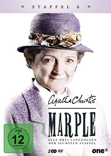 Agatha Christie: Marple - Staffel 6 [2 DVDs]