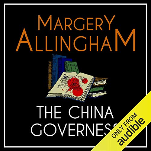 Couverture de The China Governess