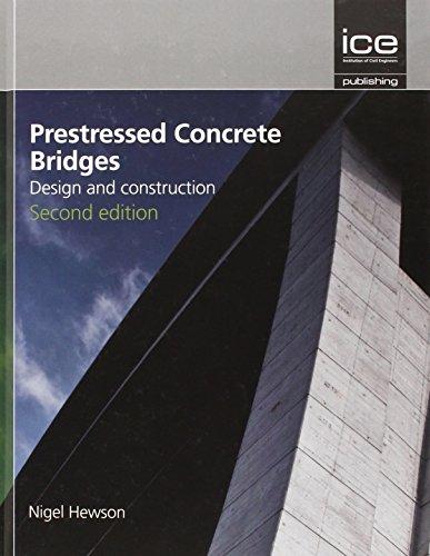 Prestressed Concrete Bridges (Structures and Buildings)