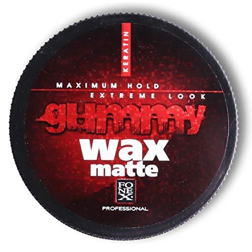 Gummy Wax Keratin, 4.7 Fluid Ounce (2 Pack)