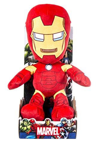 Marvel Peluche de Iron-Man de 25 cm, 31061