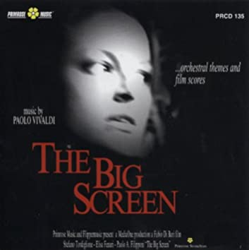 The Big Screen (MP3 Album)