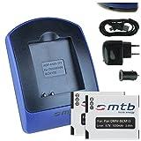 2 Batteries + Chargeur (USB/Auto/Secteur) pour Panasonic DMW-BCM13 / Lumix DMC-FT5, TS5, TZ37, TZ40, TZ60, TZ70, TZ71, ZS30, ZS40. - v. liste