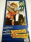 Locandina - Giulietta und Romanoff - Peter Ustinov - Kino