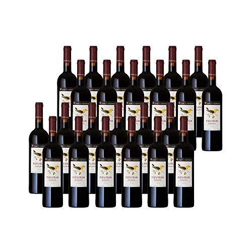 Papa Figos - Vino Tinto - 24 Botellas