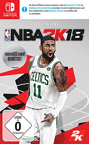 NBA 2K18 - Standard Edition - Nintendo Switch [Edizione: Germania]