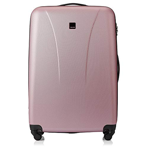 Tripp Soft Pink Lite 4 Wheel Large Suitcase