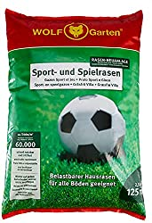 WOLF-Garten - Sport- und Spiel-Rasen LG 125; 3825020