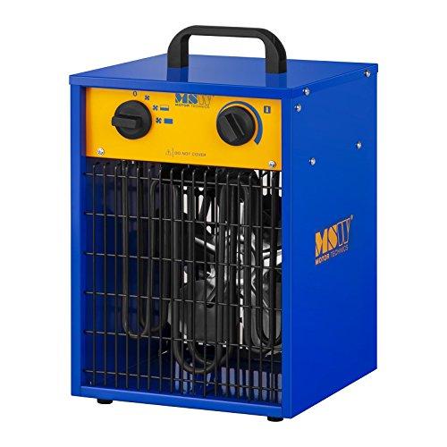 MSW Generador De Aire Caliente Eléctrico MSW-CHEH-3300