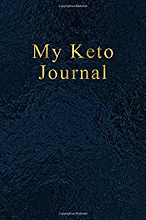 Keto Diet Tracker for Women: A 90 Day Daily Ketogenic Journal - Diet Record Log and Weight Loss - Macros & Meal Tracking - Healthy Food Diary - Fashion and Elegant Deep Ocean design