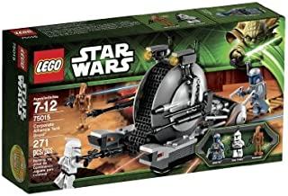 Lego Star Wars Corporate Alliance Tank Droid by LEGO